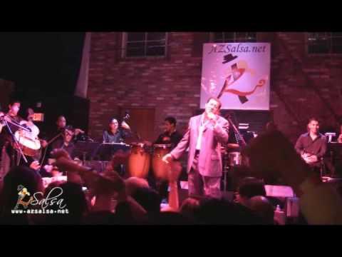 Tito Rojas De Puerto Rico Cantando Por Mujeres Como Tu video