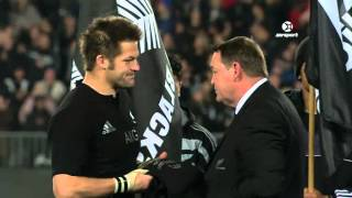 #RICHIE142: Official presentation to Richie McCaw | SKY TV