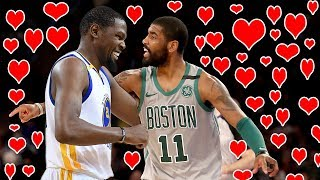 "Kyrie Irving: ""Kevin Durant Is The Best Player"""