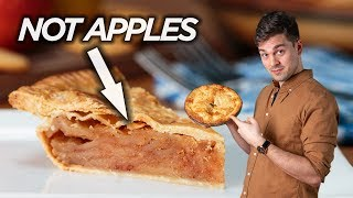 Can This Apple-less Apple Pie Taste Like The Real Thing? • Tasty