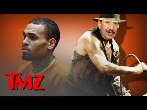 Chris Brown -- Action Hero Attorney Launches Get Out of Jail Plan