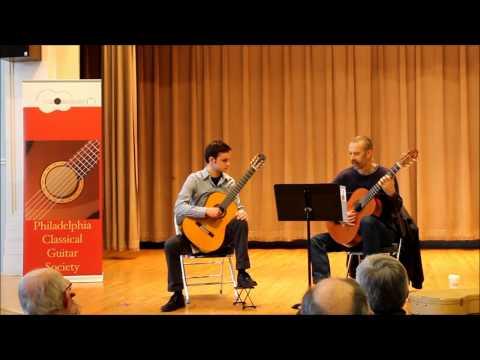 David Burgess Masterclass - I. Campo by Ponce (Nikolay S. Gavlishin, guitar)