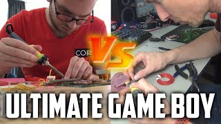 VS Challenge: BUILD YOUR ULTIMATE GAME BOY!