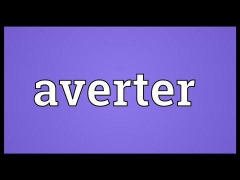 Header of Averter