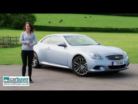 Infiniti G37 convertible review - CarBuyer