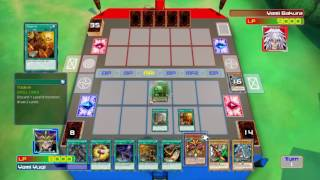 Yu-Gi-Oh ((Exodia Deck Magic)) 1 Turn Win