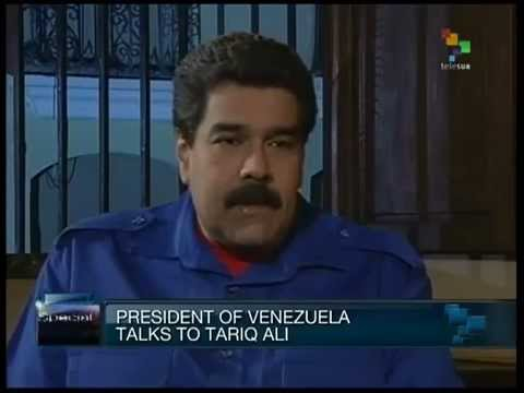 teleSUR English: Interview with President Nicolas Maduro. Venezuela, july 24, 2014