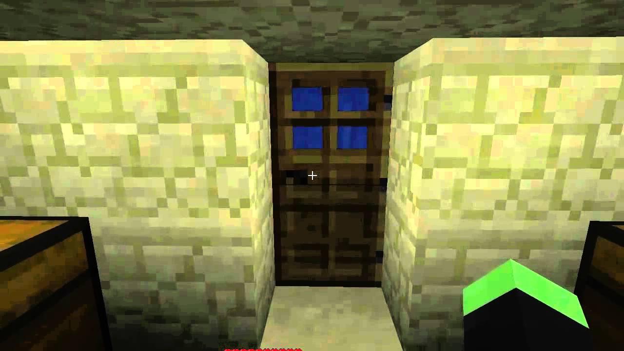 Minecraft The Secret Sand Temple Hidden Rooms Pistons YouTube
