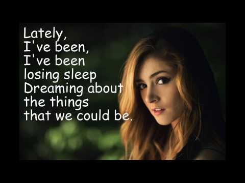 [lyrics] counting Stars - Onerepublic (alex Goot, Kurt Schneider, And Chrissy Costanza Cover) video