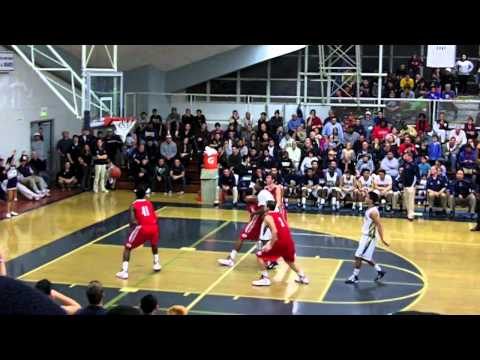St. John Bosco H.S vs. Mater Dei H.S (Trinity League) Pt. 4/4