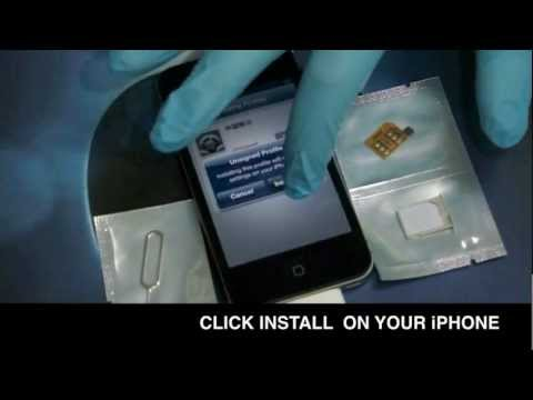 GPP Sim Unlock iOS 6 / 6.0 / 6.0.1 for CDMA iPhone 4S Sprint / Verizon and any GSM