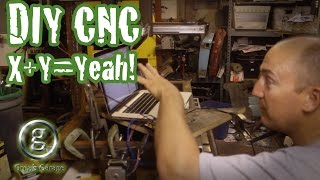 DIY CNC - Tuning Up the GRBL Settings