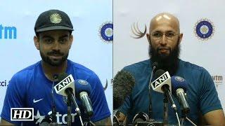 War of Words: Virat Kohli vs Hashim Amla | India vs South Africa 1st Test