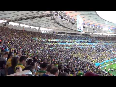 Ecuador 0 x 0 France (Fifa Word Cup Brazil 2014) - National Anthems