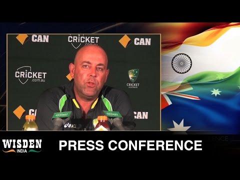Darren Lehmann press conference | Australia v India, Second Test, Day 1 | Wisden India