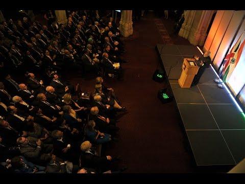 PM Modi addresses City of London at Guildhall
