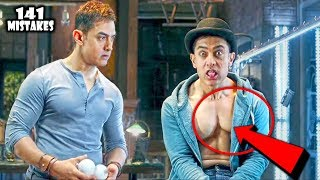 "(141 Mistakes) In Dhoom 3 - Plenty Mistakes In "" Dhoom 3 "" Full Hindi Movie - Aamir Khan"
