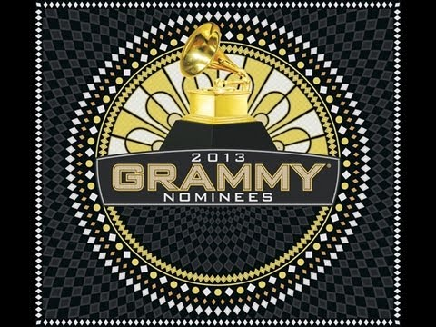 Video Announcing The Heavy Music Nominees For The 2013 Grammy Awards!
