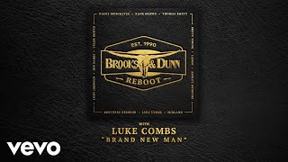 Brooks Brand New Man With Luke Combs
