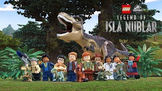 LEGO Jurassic World: Legend of Isla Nublar | Coming to Nickelodeon September 14
