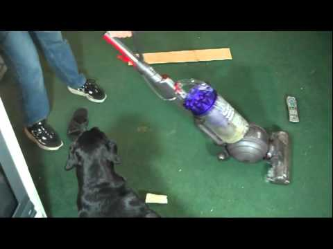 Dyson vs. Kirby--He Who Vacuums Last Wins