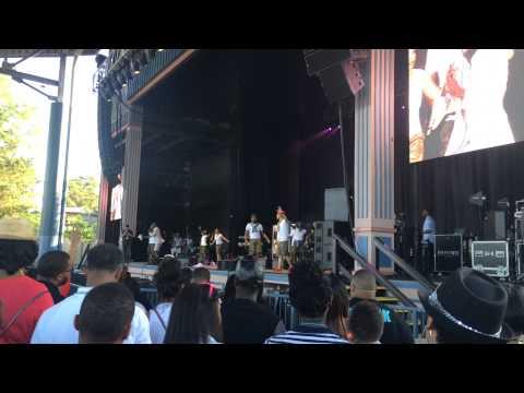 Tye Tribbett - You Are Everything Carowinds Joyfest 2015