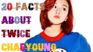20 Facts about Twice Chaeyoung
