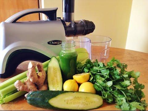 Alkalizing Green Juice - for energy, irritability, eyes, liver, immune system & more