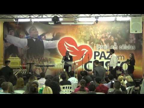 PASTOR SAMUEL PROCÓPIO   MEGA VIGILIA PAZ EM CRISTO - IMPACTANDO VILA MARIA 2013