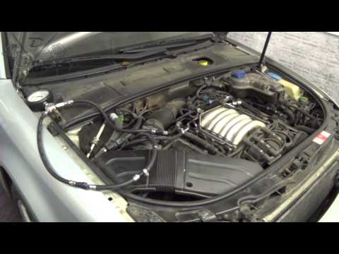 Oficina Mecânica - 09-06-2015 - Audi A4 2.4 30v. V6 2002 - Corolla 1.8 16v. 2006