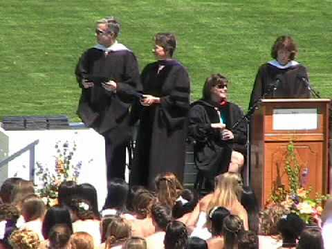 Emma Willard School 198th Commencement, 2012