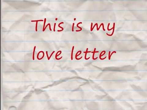 Jessica Harp - Love Letter