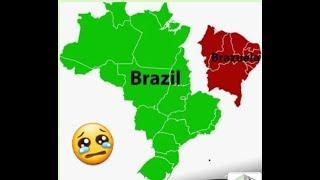 O Nordeste é o grande culpado! Vamos separá-lo do Brasil?!
