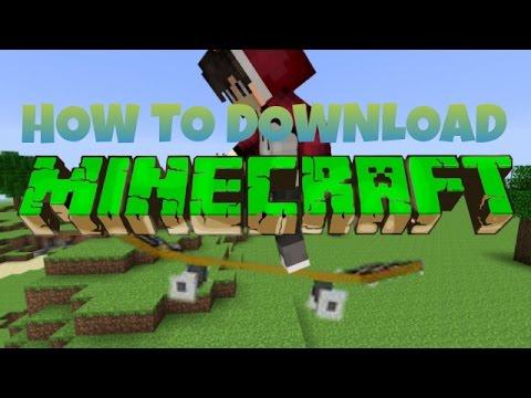 cara mendownload minecraft di pc atau laptop anda