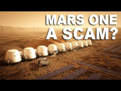 Is Mars One A Scam? - The Know
