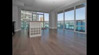 2 Bedroom 2 Bathroom Waterfront Condo In Downtown Toronto With Lake View!