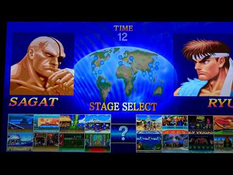 ほぼ、もろみさんとのカジュアルマッチ(10分~)Ultra Street Fighter II: The Final Challengers