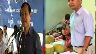 Kem sokha (CNRP) sends message to Khem veasna(LDP) about democratics meaning