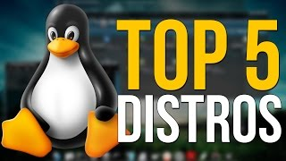 Top 5 Linux Distros of 2016! My favorites this year.
