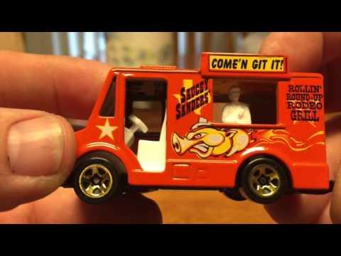 Hot Wheels Ice Cream Trucks