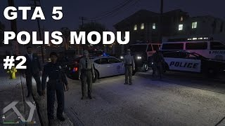 Gta 5 PC Polis Olma Modu #2