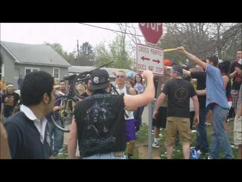 A montage of the footage I captured during the Wheeler Block Party 2011 (before the riot started). The party started roughly at 11am on April 30th, 2011 and ...