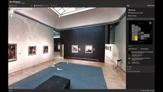 Exploring the Rijksmuseum with Google Art Project [1080p HD]