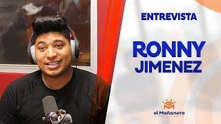 Ronny Jimenez - Le responde a amelia alcantara luego de la agresión
