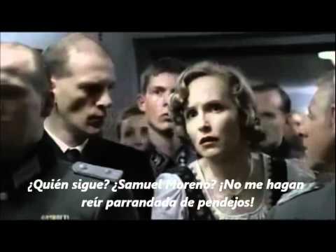 Hitler se entera de la muerte de La Nena Jiménez.avi.wmv