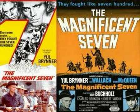 The Magnificent Seven is listed (or ranked) 38 on the list The Greatest Film Scores of All Time