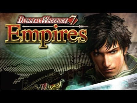 Let's Play Dynasty Warriors 7: Empires Part 1- A New Legend Begins.