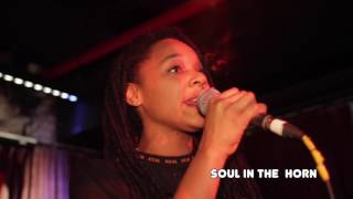 "Renee Gardner - ""Come Together"" at Soul in the Horn"
