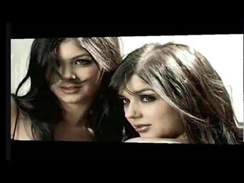 Camila y Mariana Davalos SoHo TV 2010 | EVITERNA MODELS