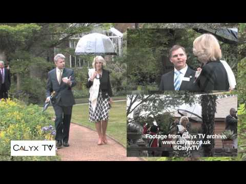 Camilla visits Myddleton Gdns Enfield yt.mov